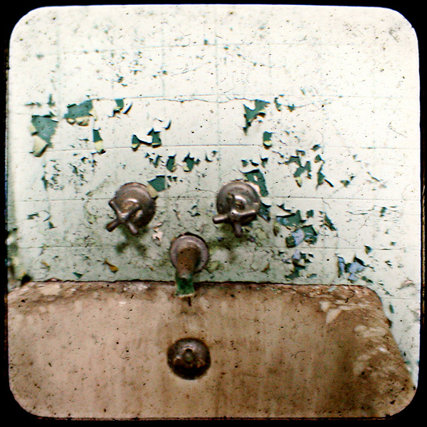 Pennhurst Bathtub